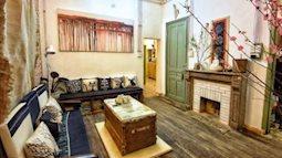 Trải nghiệm một Hà Nội thật xưa trong không gian yên bình của căn biệt thự ở phố cổ Hà Nội