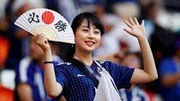"""Chỉ 1 hành động nhỏ, CĐV Nhật khiến dư luận phải thốt lên: """"Người Nhật thắng cả trên sân lẫn khán đài"""""""