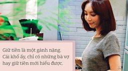 Thu Trang: Tôi bắt chồng quỳ làm gương cho con trai khi dạy dỗ sai cách