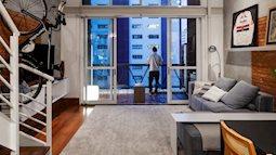 """""""Hô biến"""" phòng trọ cũ kỹ thành căn hộ tiện nghi đáng mơ ước"""
