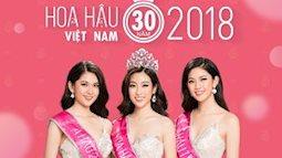 Mãn nhãn với bộ ảnh 30 thí sinh HHVN 2018 khoe dáng nóng bỏng với bikini