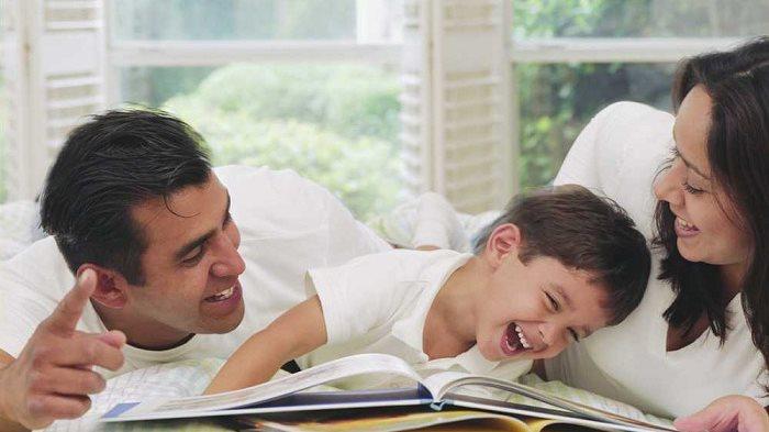 Trường học gia đình: Những hoạt động dạy con tại nhà giúp trẻ thông minh từ bé không tốn 1 xu