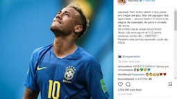 Neymar nói về chuyện rơi nước mắt trong trận thắng Costa Rica
