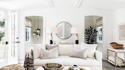 Những kiểu bàn cà phê lạ mắt khiến không gian phòng khách trở nên nổi bật và cá tính