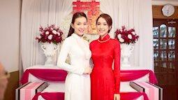 Từ cô nàng đen nhẻm kém sắc, em gái Hoa hậu Thùy Lâm giờ đã là gái một con xinh đẹp rạng ngời, hạnh phúc bên chồng phi công
