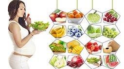Chế độ dinh dưỡng chuẩn-không-cần-chỉnh trong 3 tháng đầu mang thai của mẹ bầu thời hiện đại