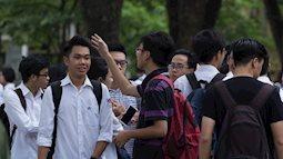 Cập nhật: Tình hình đăng ký dự thi tốt nghiệp THPT 2018 tại Hà Nội