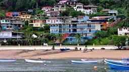 Các cầu thủ Panama đáng gờm trên sân cỏ nhưng quê hương họ lại đẹp thanh bình thế này