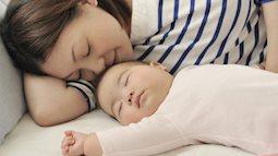 Bất cứ ai ngủ với trẻ trước 3 tuổi sẽ quyết định tính cách cả đời của chúng, các mẹ đừng xem nhẹ!