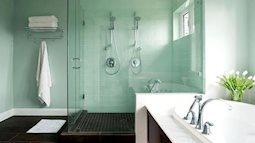 Phòng tắm sẽ dịu mát hơn đến 6 độ nhờ lựa chọn thông minh này