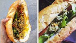 6 loại bánh mì có nhân siêu lạ mà ngon không tưởng của Sài Gòn