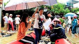 Hà Giang khắc phục mưa lũ thí sinh vẫn nỗ lực đến dự thi