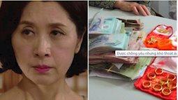 Được chồng yêu nhưng khó thoát ải mẹ chồng: Vay tiền 5 năm không trả, không cho về chăm mẹ đẻ đi viện