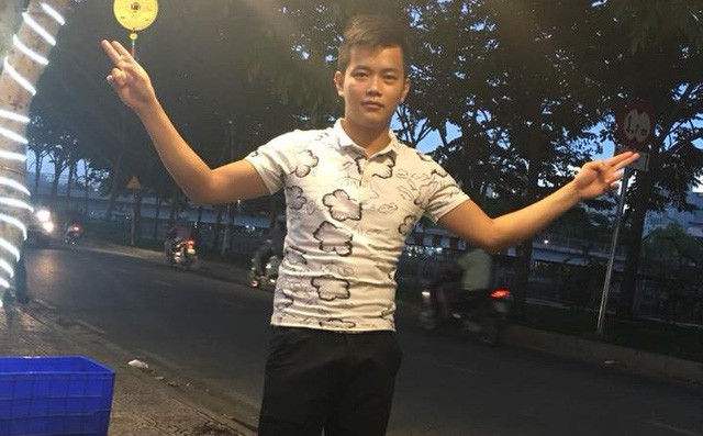 Võ Minh Trung bị khởi tố để điều tra về hành vi hiếp dâm, cướp tài sản. Ảnh: TTT