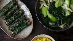 Gợi ý một số thực đơn cơm chay cho người ăn chay