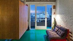 Cải tạo căn hộ 56m² tăng thêm view mà vẫn không làm tốn thêm diện tích