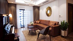 Căn hộ Hà Nội đẹp như khách sạn của chủ nhà khắt khe
