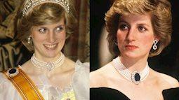 Công nương Diana đã có những cách tuyệt vời để tái sử dụng trang phục hoàng gia