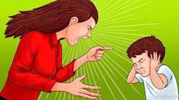 """Phạt con bằng cách tước đoạt món đồ yêu thích của trẻ - cha mẹ đang """"đầu độc"""" con mà không biết"""