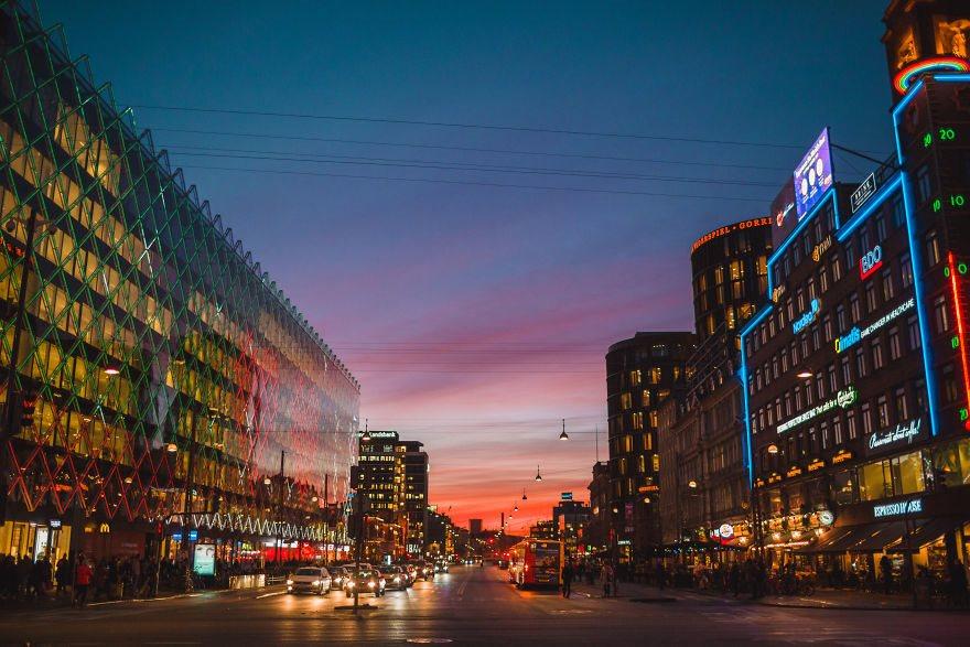 Du lịch Đan Mạch qua những bức ảnh, con người và cảnh sắc bình dị và hạnh phúc đáng ngưỡng mộ