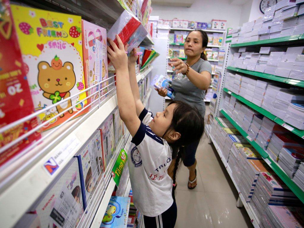 Tiki.vn tặng 2 triệu quyển vở chào mừng năm học mới