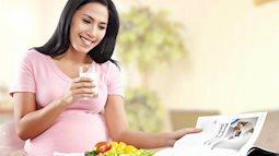 Mang bầu 3 tháng cuối nên ăn gì?