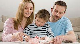Khi nào cần dạy cho con giá trị và kỹ năng tiêu tiền?