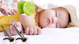 """7 mẹo """"nhỏ mà có võ"""" chữa sẹo do côn trùng gây ra cho bé"""