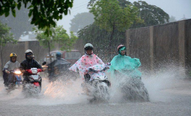 Dự báo thời tiết 6/7: Miền Bắc hạ nhiệt, chiều tối có mưa dông