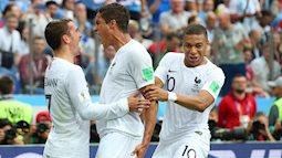 Trận tứ kết 1 World Cup 2018: Pháp loại Uruguay