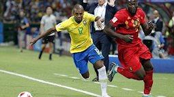 Trực tiếp trận tứ kết 2 World Cup 2018: Brazil dừng chân nhường Bỉ vào bán kết