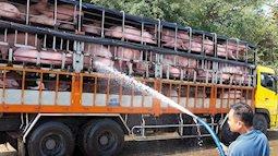Thịt lợn Trung Quốc giá rẻ tuồn về Việt Nam