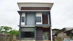 Chiêm ngưỡng ngôi nhà 2 tầng với thiết kế rất phong thủy