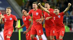 Tam sư dũng mãnh giành vé vào vòng bán kết World Cup 2018
