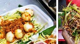 Dạo phố Sài Gòn, cùng nhâm nhi những món gỏi ăn vặt vừa ngon vừa rẻ này