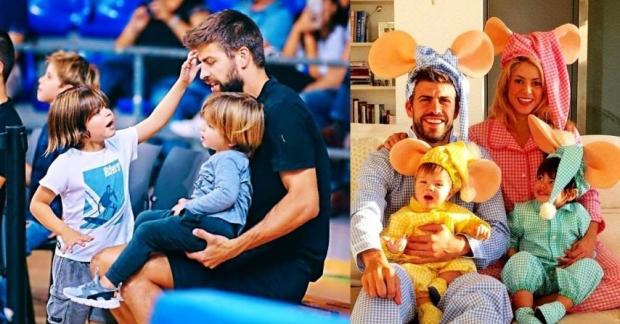 Shakira - Pique - cặp đôi thông minh nhất thế giới dạy quý tử nói thông thạo 7 thứ tiếng thế nào