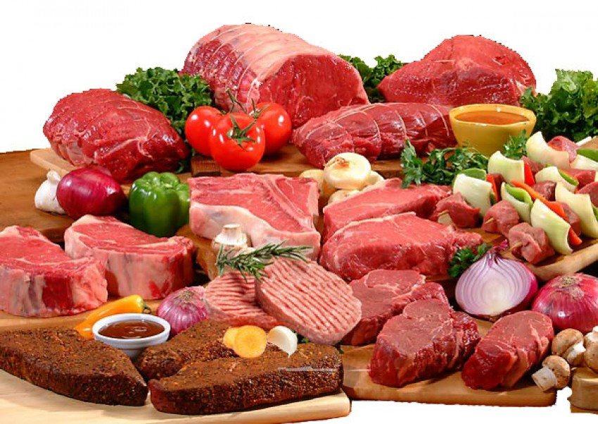 hầu hết các loại thịt đỏ đều chứa hàm lượng purin rất cao hình ảnh