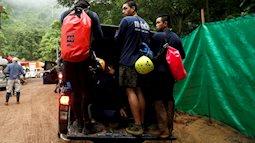 Đợt cứu hộ thứ 2 đội bóng nhí của Thái Lan cần 10 -20 giờ