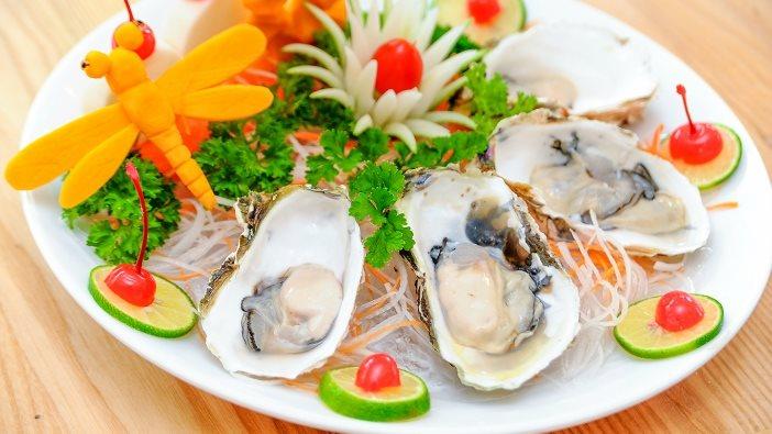 250-350g hải sản mỗi tuần là con số lý tưởng được khuyến cáo. Hình ảnh 2