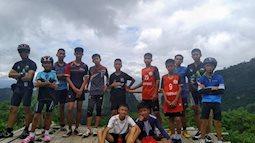 Sẽ sản xuất phim về cuộc giải cứu nghẹt thở đội bóng nhí Thái Lan