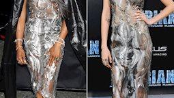 Bỗng dưng mặc váy giống hệt nhau, sao thế giới làm gì để nổi bần bật, ấn tượng hơn người kia?