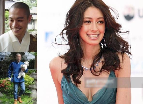Người mẫu nổi tiếng Nhật Bản bí mật kết hôn, sinh con với nhà sư - Ảnh 2.
