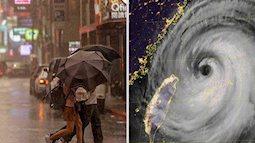 Người dân lo lắng về siêu bão tấn công Đài Loan