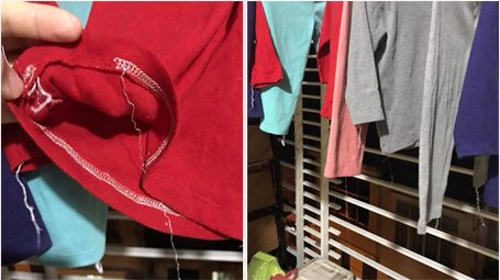 Bao giờ cho hết phốt mua hàng online: Áo mua sứt chỉ đường tà, khách nhờ đổi lại - chủ bèn ngó lơ!
