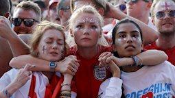 Croatia lần đầu làm nên lịch sử, fan tuyển Anh khóc hết nước mắt
