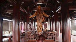 """Chiêm ngưỡng  căn nhà 5 tầng làm bằng gỗ quý """"độc nhất vô nhị"""" của đại gia  ở Hà Tĩnh"""