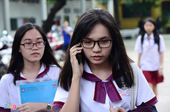 So GD&DT Ha Giang noi ve nghi van diem thi cao bat thuong hinh anh 1