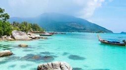 Mùa hè rồi, hãy mau đi du lịch đến những bãi biển đẹp như thiên đường này thôi!