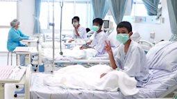 Đội bóng nhí Thái Lan đã có kết quả xét nghiệm từ bệnh viện