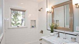 3 quy tắc phong thủy phòng tắm bạn cần phải nằm lòng